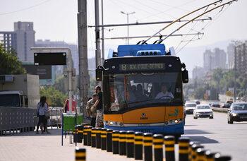 София ще получи 137 електробуси, трамваи и тролеи по европрограма