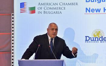 Борисов разговаря по телефона с Майк Помпео за отбраната, енергетиката и Сирия