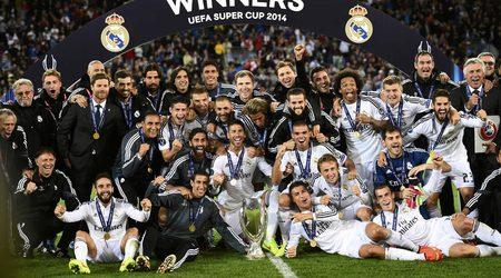 """Роналдо изведе """"Реал"""" до Суперкупата на Европа (видео)"""