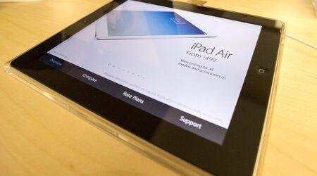 Apple подготвя 12.9-инчов iPad за 2015 г.