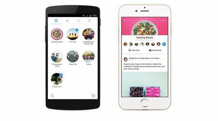Facebook пусна отделно приложения за Groups