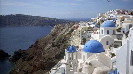 Гръцкият остров, който китайските туристи променят всеки ден