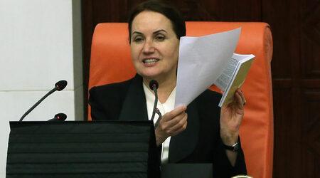 Турската опозиция може да издигне популярна националистка като опонент на...