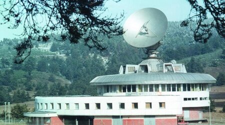 България отбелязва 40 години от първото излъчване на сигнал към сателит