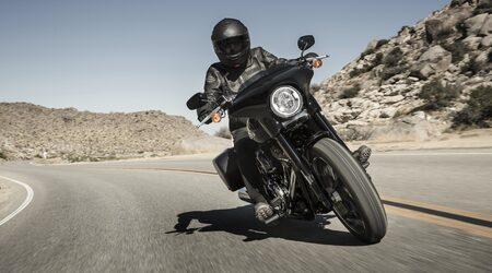 """Харлей-Дейвидсън"" представиха нов мотоциклет"