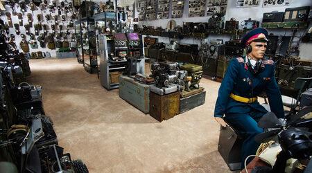 Фотогалерия: Музей на атомната заплаха под взора на КГБ