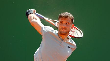 Григор Димитров излиза за реванш срещу Джазири по пътя към четвъртфиналите в Барселона
