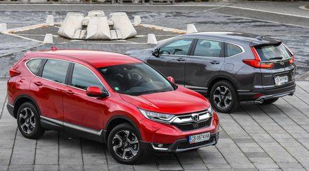 """Фоторазказ: Новата """"Хонда"""" CR-V - изглежда позната, но е коренно различна"""
