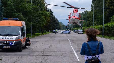 Тръгна процедура за покупка на два медицински хеликоптера с евросредства