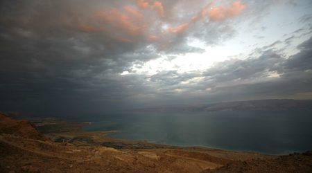 Вода от Червено море може да спаси Мъртво море от пресъхване Zx450y250_692871