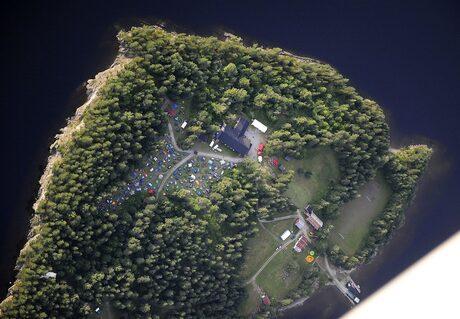 На летния лагер са се събрали 560-600 младежи.