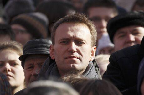 """Алексей Навални е смятан за един от лидерите на руската опозиция и се прочу с проекта си за борба с корупцията """"РосПил"""""""