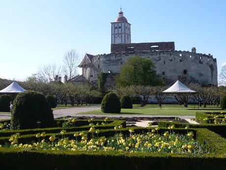 Замъкът Шалабург.