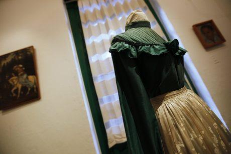 """Блузата, носена на фотосесията за """"Вог"""""""