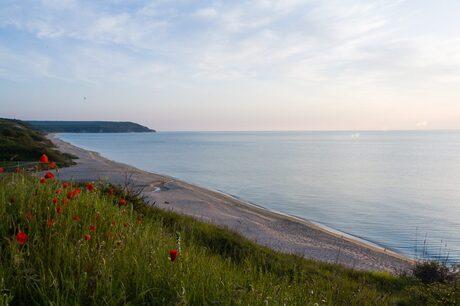 Плажът Карадере