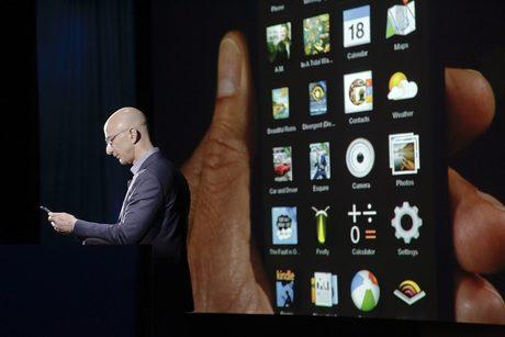 Amazon представи първия си смартфон, който може да разпознае почти всичко