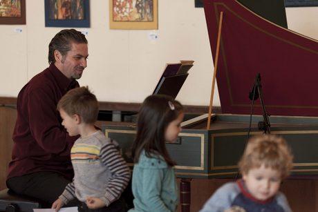 Сауро Аргалия, клавесинист: Предстои да открием много музика, заключена в библиотеки, музеи и църкви