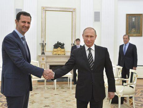 Русия има нужда от Башар Асад в Сирия, смята Питър ван Бурен.