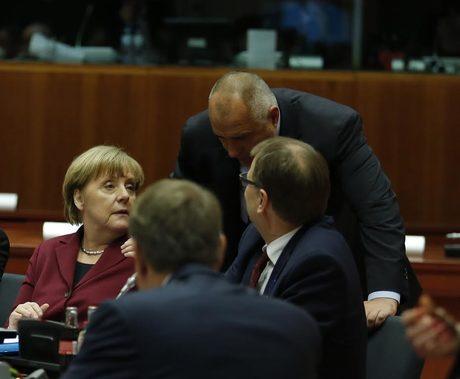 Борисовкоментира,чеевропейските лидери оценяват високо свършеното от сегашното правителство.