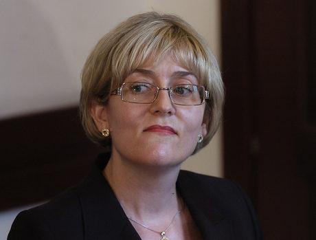Даниела Машева беше заместник-министър на правосъдието в първия кабинет на Бойко Борисов.