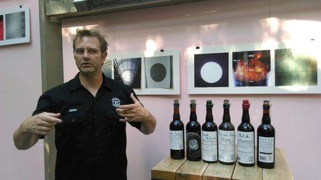 Джон Брус от De Molen: Като пиеш занаятчийска бира, показваш уважение към себе си