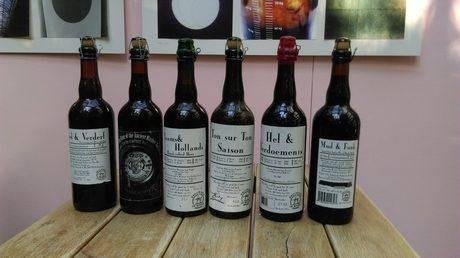 Част от портфолиото на холандската пивоварна.