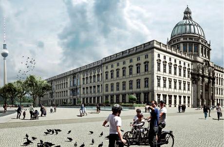 Така ще изглежда музейният комплекс след края на строителството.