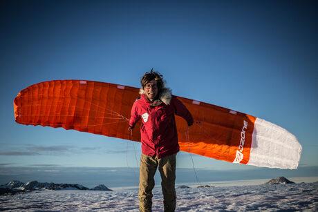 Ерик Макнейър-Лендри, полярен пътешественик: Експедициите на север действат пристрастяващо