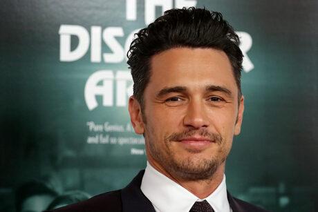 Джеймс Франко не бе на церемонията, за да приеме наградата си за комедиен актьор.