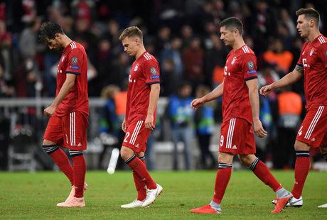 Ръководството вярва, че германските медии се опитват изкуствено да вменят за наличието на криза в отбора