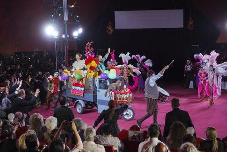 """С """"Палячи"""" – опера в цирка - Калуди Калудов отбелязва 40 години на сцена"""