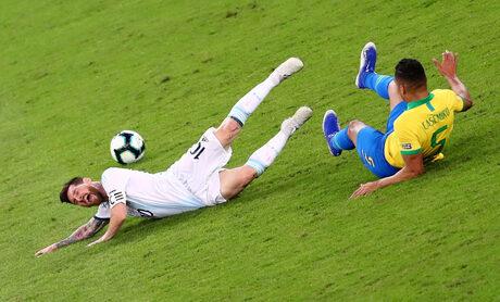 Изчерпа ли се Меси за националния отбор на Аржентина