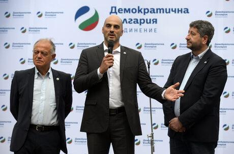 Атанас Атанасов, Борислав Игнатов и Христо Иванов