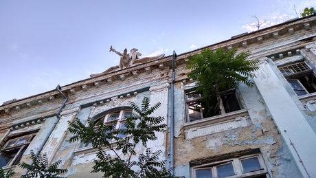 """Как Варна даде """"пореден шанс"""" за изчезването на един паметник на културата"""