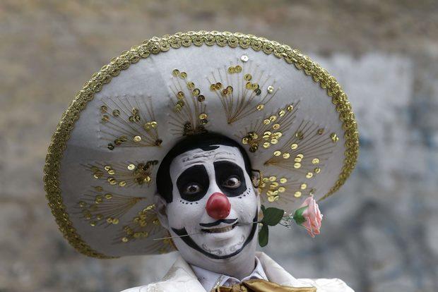 Фотогалерия: Денят на клоуна