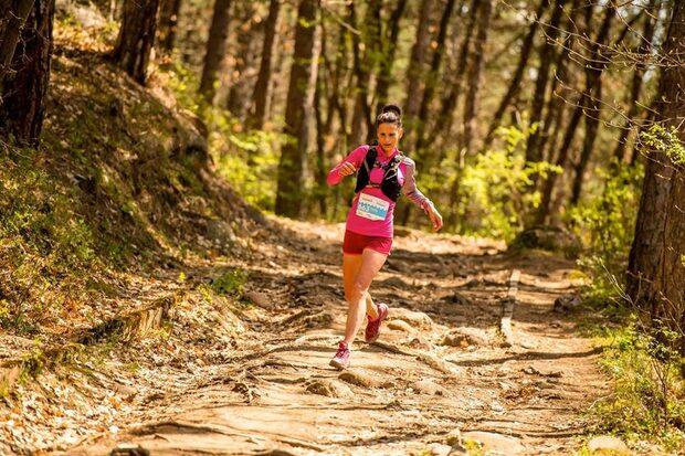 """Фотогалерия: Тичай и пази природата - емоциите от планинския маратон """"Панчарево"""""""