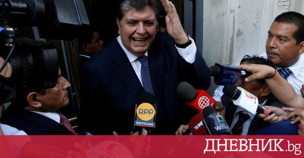 Снимка: Бивш президент на Перу опита да се самоубие, преди да бъде арестуван