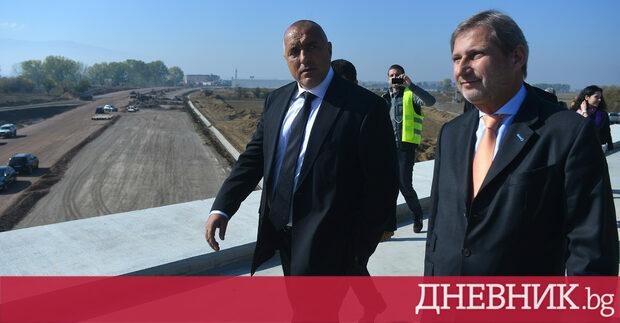 С изграждането на автомагистрала