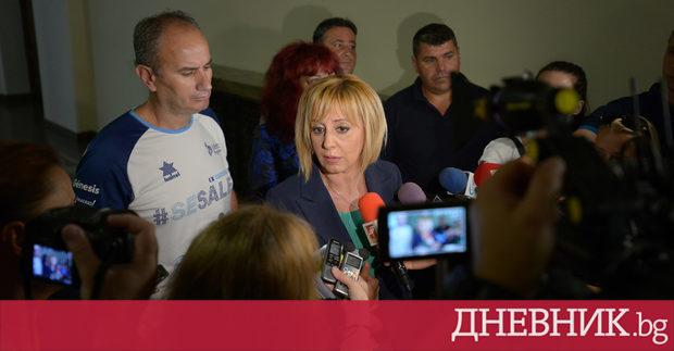 Омбудсманът Мая Манолова все още не е решила дали ще