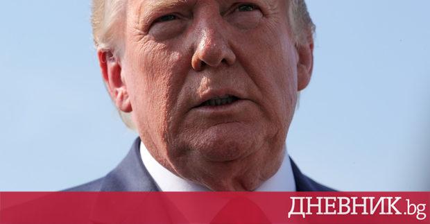 Президентът на САЩ Доналд Тръмп призова Иран