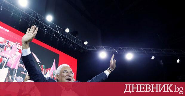 Социалистът Антониу Коща изглежда в добра позиция да получи нов