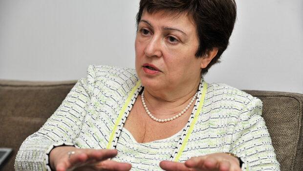 Кристалина Георгиева благодари и на Орешарски, и на Близнашки