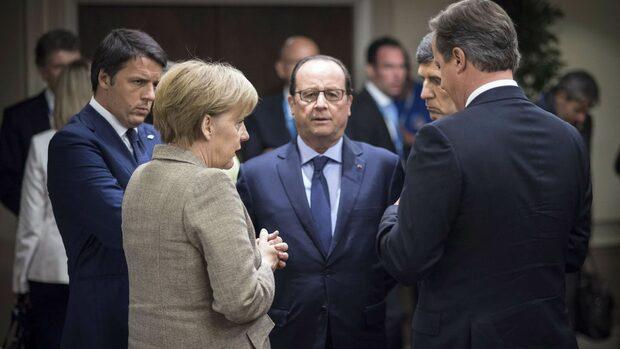 """Европейската """"саможертва"""" на Меркел"""