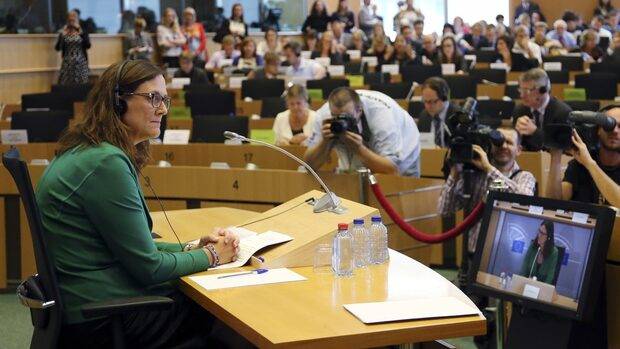 Сесилия Малмстрьом: Русия не може да променя търговски сделки на ЕС