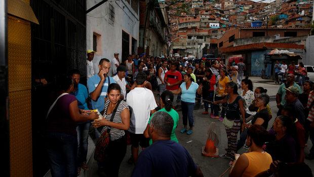 САЩ проучват начини да внесат хуманитарна помощ във Венецуела