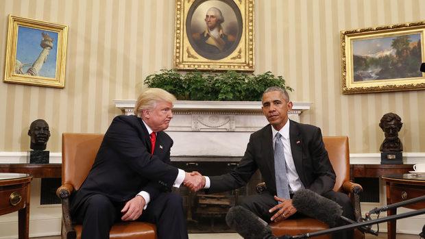 Обама в писмо до Тръмп: пазете международния ред и демократичните институции