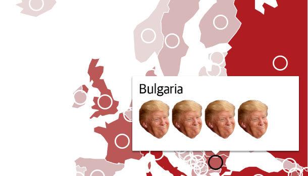 Цитат на деня: България има стена, за която Тръмп може само да мечтае