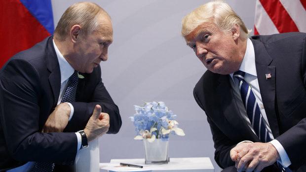 """""""Спонтанният разговор"""" на Путин и Тръмп във Виетнам продължи няколко секунди"""