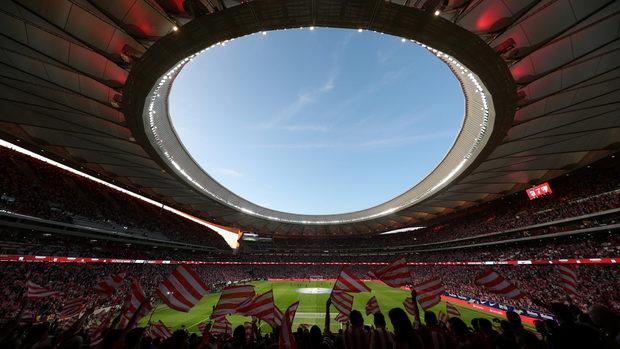 """Президентът на """"Атлетико"""" се надява мачът с """"Барселона"""" да не се политизира"""