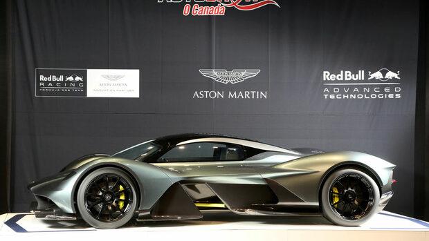 """""""Астън Mартин"""" може да се завърне във Формула 1 при намаляване на разходите в спорта"""